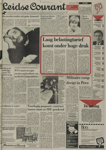 Leidse Courant 1989-01-13