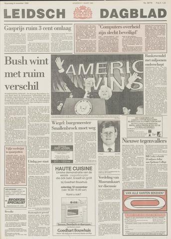Leidsch Dagblad 1988-11-09