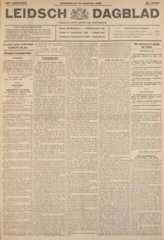 Leidsch Dagblad 1928-01-19