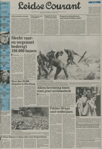 Leidse Courant 1992-10-30