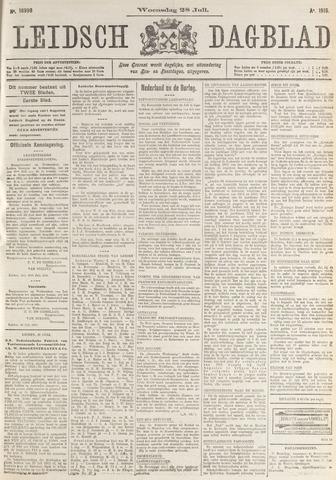 Leidsch Dagblad 1915-07-28