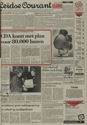 Leidse Courant 1988-10-11
