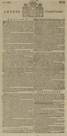 Leydse Courant 1763-02-18