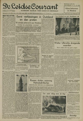 Leidse Courant 1952-05-14