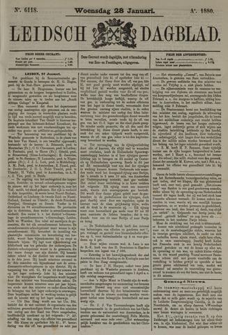 Leidsch Dagblad 1880-01-28