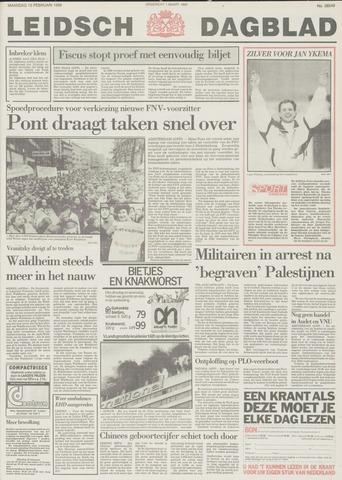 Leidsch Dagblad 1988-02-15