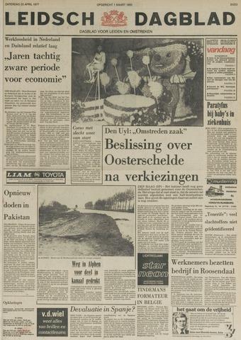 Leidsch Dagblad 1977-04-23