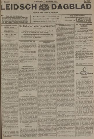 Leidsch Dagblad 1935-11-07