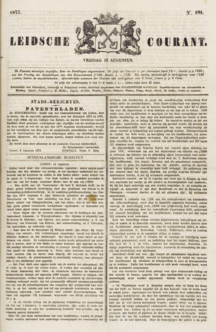 Leydse Courant 1873-08-15