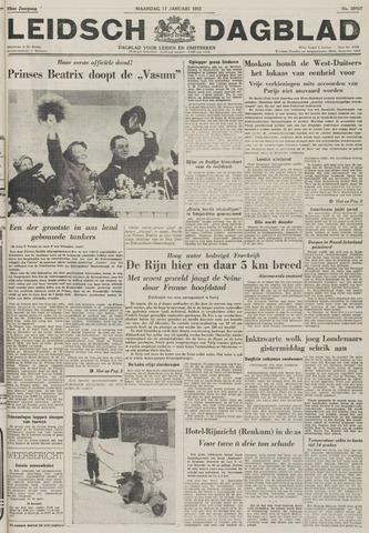 Leidsch Dagblad 1955-01-17
