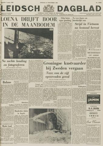 Leidsch Dagblad 1966-12-27