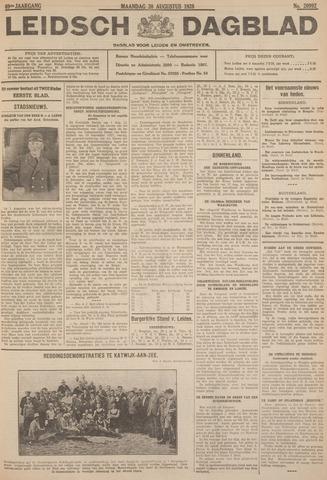 Leidsch Dagblad 1928-08-20