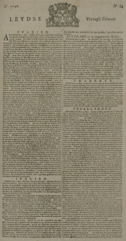 Leydse Courant 1740-05-27