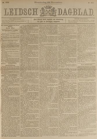 Leidsch Dagblad 1901-11-28