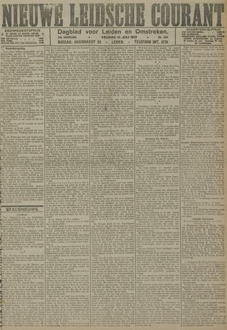 Nieuwe Leidsche Courant 1921-07-15