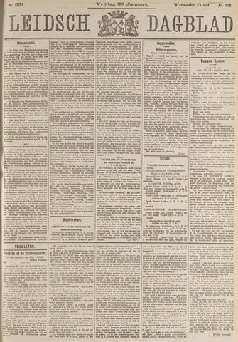 Leidsch Dagblad 1916-01-28