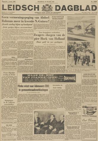 Leidsch Dagblad 1961-03-20