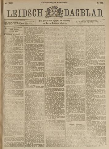 Leidsch Dagblad 1902-02-05