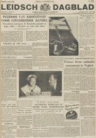 Leidsch Dagblad 1959-09-18