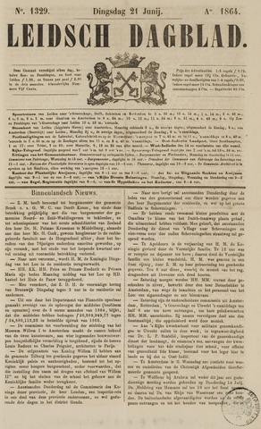 Leidsch Dagblad 1864-06-21