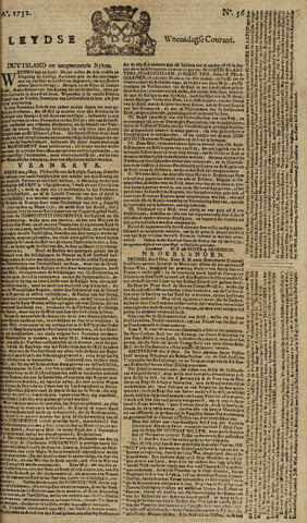 Leydse Courant 1752-05-10