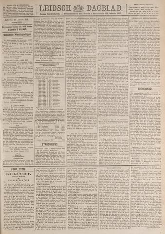 Leidsch Dagblad 1919-01-25
