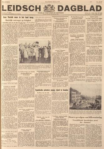 Leidsch Dagblad 1949-07-18