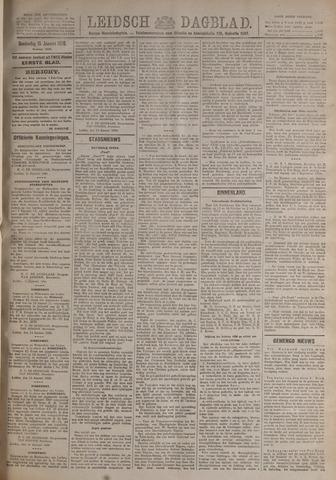 Leidsch Dagblad 1920-01-15