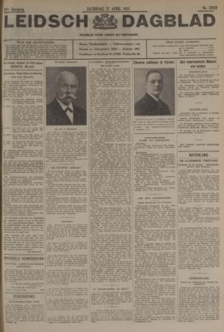 Leidsch Dagblad 1935-04-27
