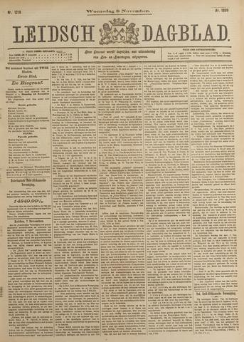Leidsch Dagblad 1899-11-08