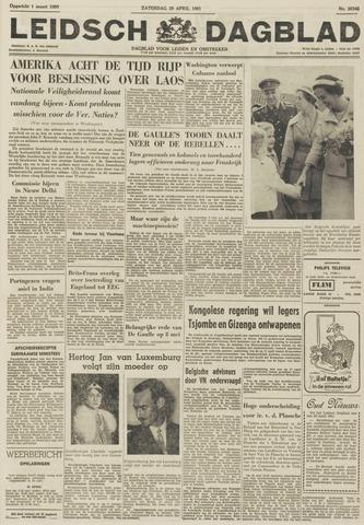 Leidsch Dagblad 1961-04-29
