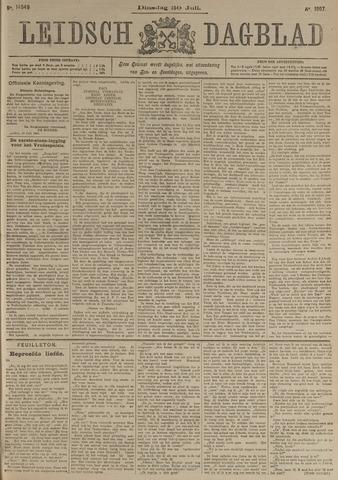 Leidsch Dagblad 1907-07-30