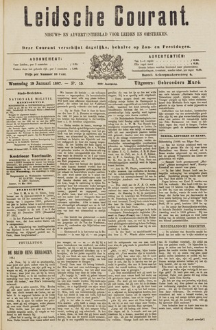 Leydse Courant 1887-01-19