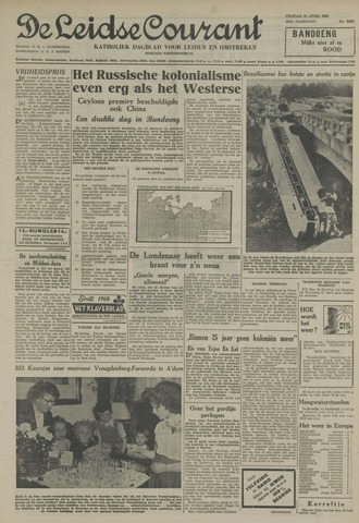 Leidse Courant 1955-04-22