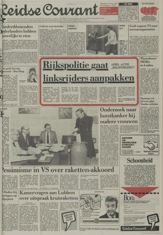 Leidse Courant 1987-03-18