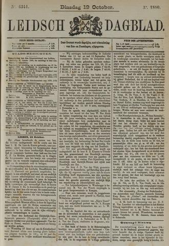 Leidsch Dagblad 1880-10-19