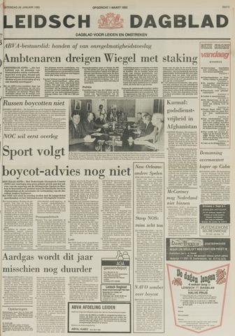Leidsch Dagblad 1980-01-26