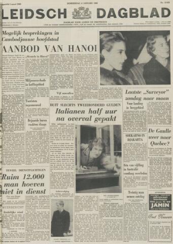 Leidsch Dagblad 1968-01-04