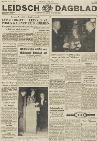 Leidsch Dagblad 1961-04-07