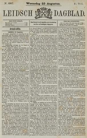 Leidsch Dagblad 1882-08-23