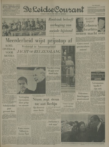 Leidse Courant 1969-02-27