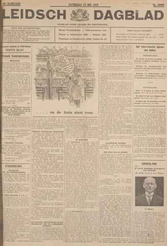 Leidsch Dagblad 1928-05-12