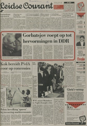 Leidse Courant 1989-10-07