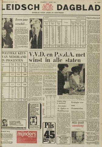 Leidsch Dagblad 1974-03-28
