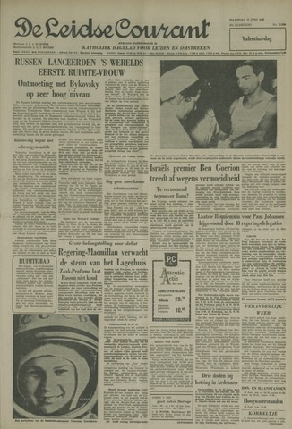 Leidse Courant 1963-06-17