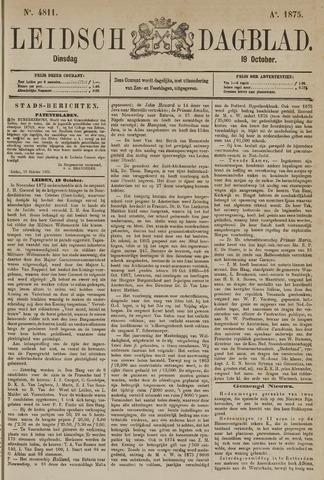 Leidsch Dagblad 1875-10-19