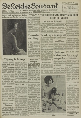 Leidse Courant 1961-02-17
