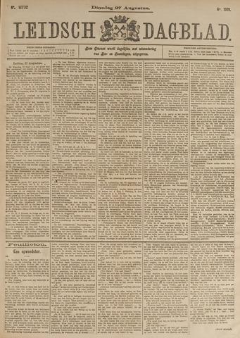 Leidsch Dagblad 1901-08-27