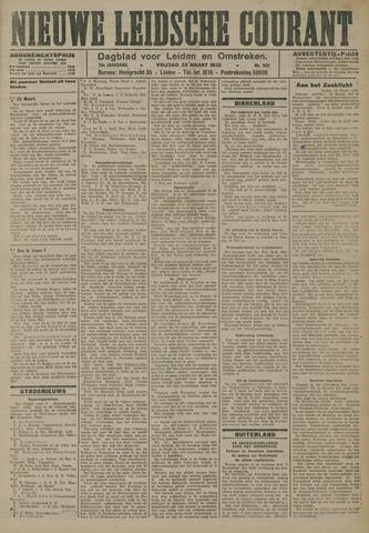 Nieuwe Leidsche Courant 1923-03-23