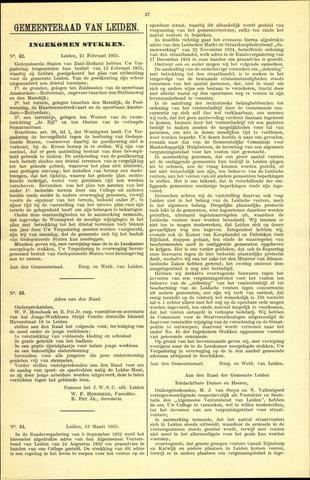 Handelingen van de Raad 1935-02-21